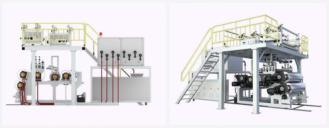 Five-roller Calender System
