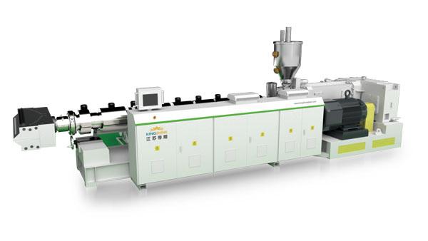EIR SPC Flooring Production Line(Parallel Extruder)-kingshine